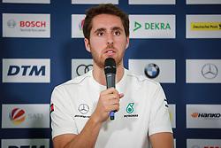 May 4, 2018 - Germany - Motorsports: DTM race Hockenheimring, Saison 2018 - 1. Event Hockenheimring, GER, Daniel Juncadella ( ESP, Mercedes HWA AG  (Credit Image: © Hoch Zwei via ZUMA Wire)