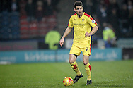 Lewis Buxton (Rotherham United) during the Sky Bet Championship match between Huddersfield Town and Rotherham United at the John Smiths Stadium, Huddersfield, England on 15 December 2015. Photo by Mark P Doherty.