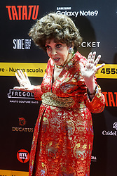 GINA LOLLOBRIGIDA<br /> CONCERT ANDREA BOCELLI'S NIGHT IN VERONA ARENA<br /> VERONA (ITALY) SEPTEMBER 9, 2018<br /> PHOTO BY FILIPPO RUBIN