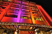 Pennsylvania College of Art, Lancaster, PA, Night Lights, Architecture,
