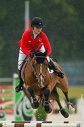 Meier Fiona, (SUI), F Olympic Mh<br /> Class 16 Nations Cup YR<br /> International Competition CSIO Young Riders Opglabbeek 2016<br /> © Dirk Caremans