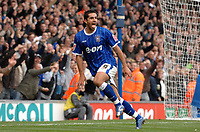 Photo: Ashley Pickering.<br /> Ipswich Town v Wolverhamptopn Wanderers. Coca Cola Championship. 27/10/2007.<br /> Pablo Counago celebrates the second goal for Ipswich