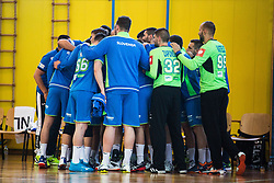 SLO team before friendly match between Slovenia and Austria in Cerklje na Gorenjskem, Slovenia on 8th of June, 2019 .Photo by Peter Podobnik / Sportida