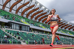 USATF Grand Prix track and field meet<br /> April 24, 2021 Eugene, Oregon, USA<br /> womens 5000, New Balance