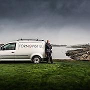Assignment for Elinstallatören.<br /> Photo © Daniel Roos, 2014