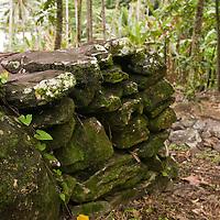 Huahine, French Polynesia, Maeva Marae, Matairea