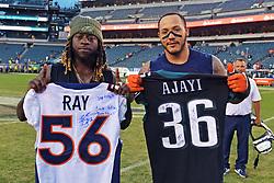 The Philadelphia Eagles beat the Denver Broncos 51-23 at Lincoln Financial Field on November 5, 2017 in Philadelphia, Pennsylvania. (Photo by Drew Hallowell/Philadelphia Eagles)