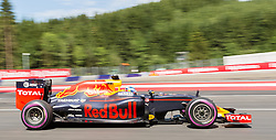 01-07-2016 AUT: Grand Prix van Oostenrijk Formule 1 Red Burg Ring, Spielberg<br /> Australian Formula One drive Daniel Ricciardo of Red Bull Racing during the Trainings for the Austrian Formula One Grand Prix at the Red Bull Ring in Spielberg<br /> <br /> ***NETHERLANDS ONLY***