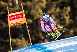 18.12.2018, Saslong, St. Christina, ITA, FIS Weltcup Ski Alpin, Abfahrt, Damen, im Bild Nicole Schmidhofer (AUT) // Nicole Schmidhofer of Austria in action during her run in the ladie's Downhill of FIS ski alpine world cup at the Saslong in St. Christina, Italy on 2018/12/18. EXPA Pictures © 2018, PhotoCredit: EXPA/ Johann Groder