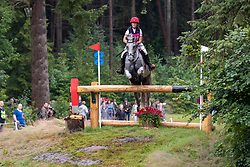 Thijs Laurine, BEL, Champagne Pia Z<br /> European Eventing Championship Maarsbergen 2019<br /> © Hippo Foto - Matthew van Veen<br /> Thijs Laurine, BEL, Champagne Pia Z