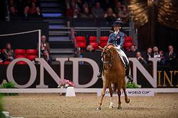Biggs Hannah (GBR) - Weltzin<br /> Kur - Reem Acra FEI World Cup Dressage Qualifier - The London International Horse Show Olympia - London 2012<br /> © Hippo Foto - Jon Stroud