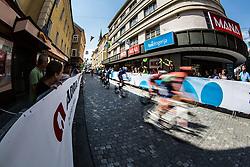 Aljaz Prah (SLO) of Ljubljana Gusto Santic during 2nd Stage of 26th Tour of Slovenia 2019 cycling race between Maribor and Celje (146,3 km), on June 20, 2019 in  Slovenia. Photo by Peter Podobnik / Sportida