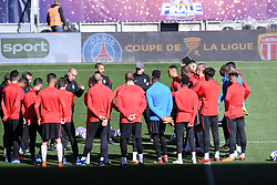 March 30, 2018 - Bordeaux, France - LEONARDO JARDIM (ENTRAINEUR MONACO) - EQUIPE DE FOOTBALL DE MONACO (Credit Image: © Panoramic via ZUMA Press)