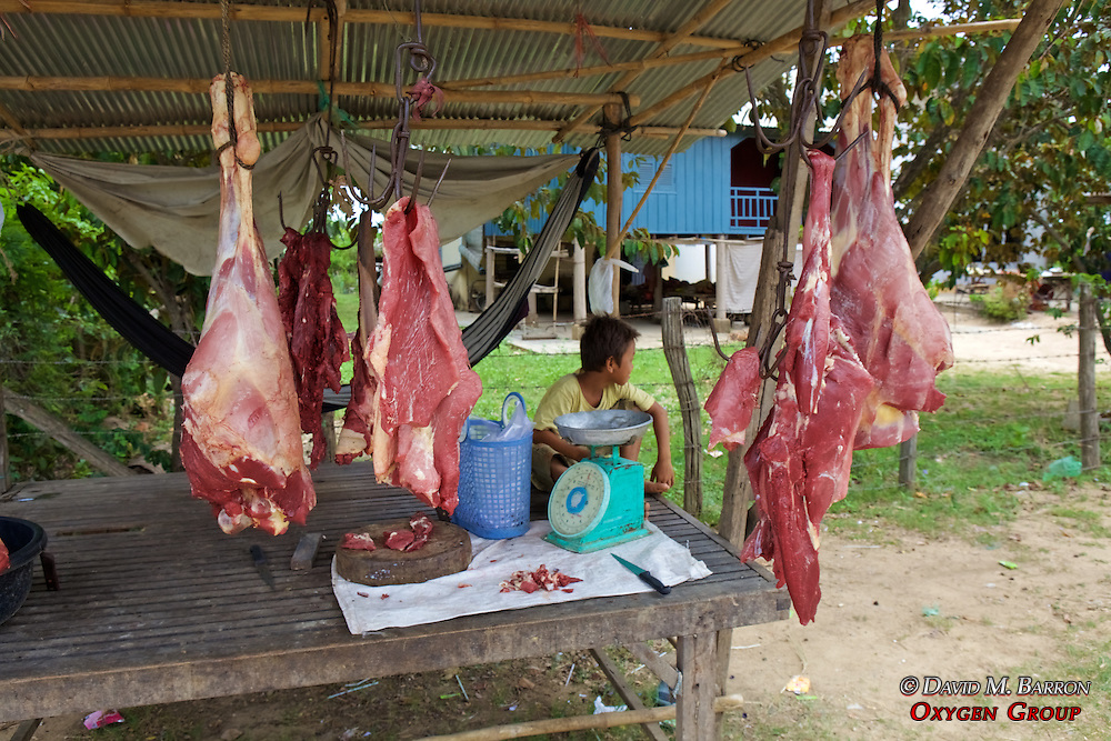 Meat For Sale