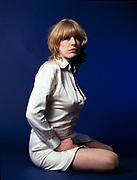 Marianne Faithfull 1978 London Studio Photosession