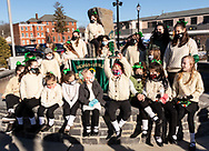 Port Jervis St. Patrick's Day Parade and Blarney Blast on March 7, 2021.