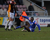 Photo: Tony Oudot/Richard Lane Photography. Northampton Town v Leicester City. Coca-Cola Football League One. 31/01/2008. <br />