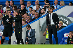 Chelsea manager Antonio Conte - Rogan Thomson/JMP - 15/08/2016 - FOOTBALL - Stamford Bridge Stadium - London, England - Chelsea v West Ham United - Premier League Opening Weekend.