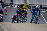 #32 (ROSA Shane) AUS at Round 2 of the 2019 UCI BMX Supercross World Cup in Manchester, Great Britain