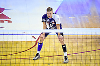 Jan Willen SNIPPE  - 19.12.2014 - Beauvais / Saint Nazaire - 12e journee de Ligue A<br />