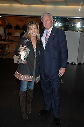 COUNTESS MAYA VON SCHONBURG and GALEN WESTON at a party to celebrate the launch of Holly Peterson's debut novel 'The manny' held at Selfridges, Oxford Street, London on 26th February 2007.<br /><br />NON EXCLUSIVE - WORLD RIGHTS