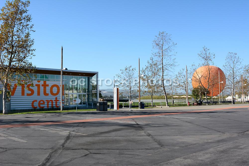 Visitor Center at Orange County Great Park Irvine