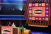"""September 01, 2021 - USA: NBC's """"Press Your Luck"""" - Episode:"""