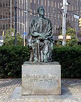 James Byrnes, lawyer, Democrat Congressman, Secretary of State under Truman, Separate but Equal proponent, Columbia, South Carolina