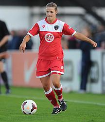- Photo mandatory by-line: Alex James/JMP - Mobile: 07966 386802 - 04/10/2014 - SPORT - Football - Bristol - Stoke Gifford Stadium - Bristol Academy Womens v Notts County Ladies - Womens Super League