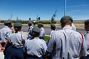 Opening words to the Flag Day ceremony.
