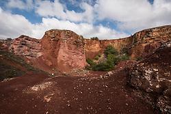 Parco Nanionale dell'Alta Murgia, Cava Spinazzola