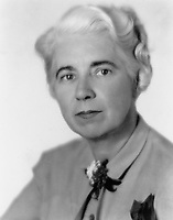 1930 Marjorie Williams, director of the Hollywood Studio Club