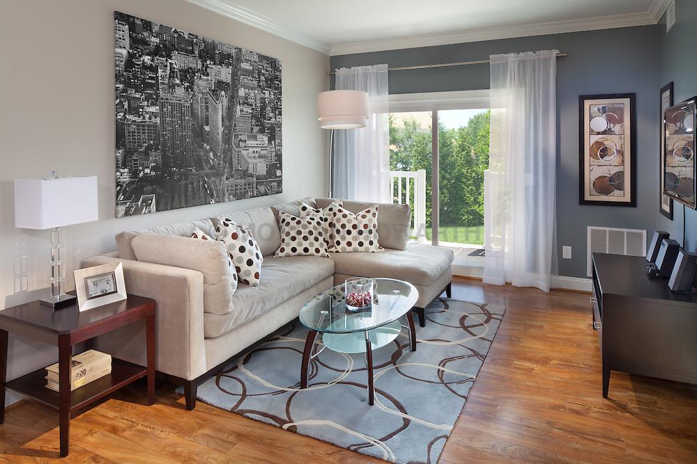 6301_Edsall The Isabella at Monticello Mews 6301 Edsall Road Alexandria, VA Home Living Room