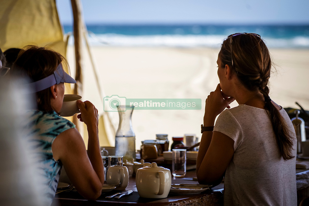 Tropical beach holiday vibes at the absolute paradise that is Anvil Bay Lodge, near Ponta Chemucane near Maputo Special Reserve and Ponta do Ouro Marine Reserve, Ponta do Ouro, southern Mozambique, Africa