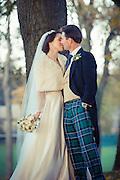 Andrew & Eileen's Wedding, held at St Vincent's Church, Edinburgh & The Grange Club, Edinburgh.
