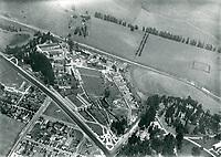 1921 Aerial view of Selig Zoo Studios