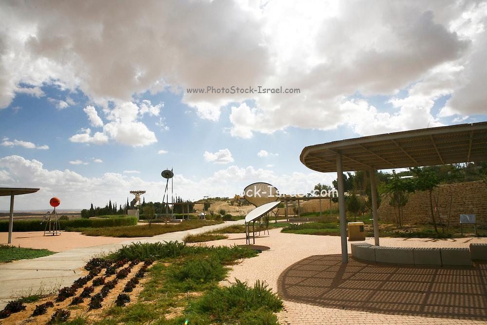 Nitzana Ecological Village, The Solar park