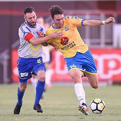18th January 2018 - Kappa Silver Boot Group A: Capalaba Bulldogs v Brisbane Strikers