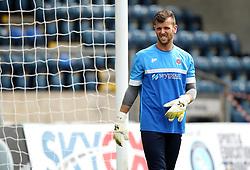 Adam Bartlett of Hartlepool United - Mandatory byline: Robbie Stephenson/JMP - 07966386802 - 05/09/2015 - FOOTBALL - Adams Park Stadium -Wycombe,England - Wycombe Wanderers v Hartlepool United - Sky Bet League Two