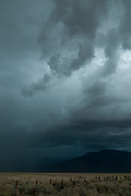 a Fall storm over the Owens Valley storm over Owens Valley, California, in the Eastern Sierra region