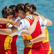 China at WCII 2017