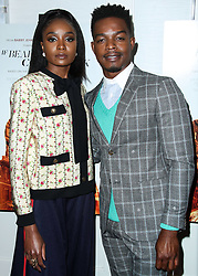 WEST HOLLYWOOD, LOS ANGELES, CA, USA - JANUARY 08: Los Angeles Special Screening Of Annapurna Pictures' 'If Beale Street Could Talk' held at The London West Hollywood at Beverly Hills on January 8, 2019 in West Hollywood, Los Angeles, California, United States. 08 Jan 2019 Pictured: KiKi Layne, Stephan James. Photo credit: Xavier Collin/Image Press Agency/MEGA TheMegaAgency.com +1 888 505 6342