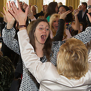 NLD/Amsterdam/20160321 - The Strong Woman Award 2016, Pia Douwes