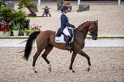 Viklund Therese, SWE, Viscera, 272<br /> Olympic Games Tokyo 2021<br /> © Hippo Foto - Dirk Caremans<br /> 30/07/2021