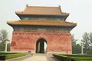 China, Beijing, Ming Dynasty Tombs, Changling Tomb,