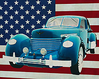 The Cord 812 Sedan is about the most used car to either convert or in gangster movies like the movie Bonny and Clyde. Most of us who find an old Cord 812 Sedan will restore it and not use it as a getaway car like in the 30's of last century;<br />