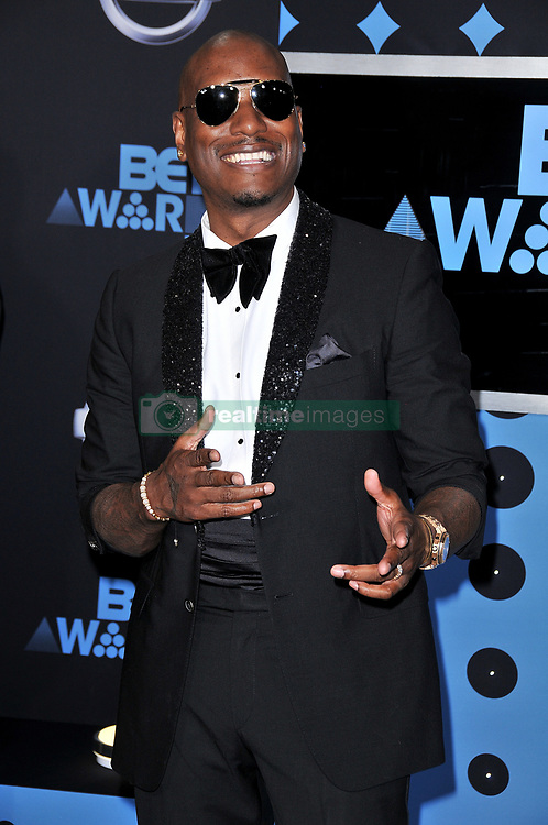 Tyrese Gibson at the 2017 BET Awards held at Microsoft Theater on June 25, 2017 in Los Angeles, CA, USA (Photo by Sthanlee B. Mirador) *** Please Use Credit from Credit Field ***