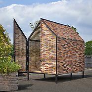 Floating Bricks House ROFFAA