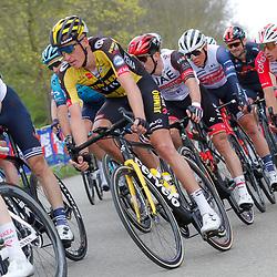 18-04-2021: Wielrennen: Amstel Gold Race men: Berg en Terblijt <br />Robert Gesink