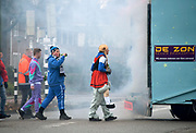 Nederland, Malden, 10-2-2018Carnavalsoptocht .Foto: Flip Franssen